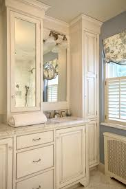 bathroom built in linen cabinets. linen cabinet ideas bathroom traditional with closet built in cabinets