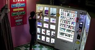 Grow Vending Machine Codes Amazing Horny Man Smashes Up Sex Shop Vending Machine To Steal Lifesize