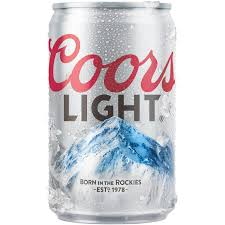 coors light beer 6 8 fl oz cans walmart with regard to how many calories are in coors light