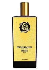 <b>French Leather</b> Eau de Parfum by <b>MEMO</b> | Luckyscent