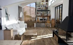 modern country furniture. Selection And Use Of Materials In Modern Country Interiors Furniture E