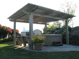 free standing patio cover kits.  Kits Idea Free Standing Patio Cover Designs For Design Lattice  In Free Standing Patio Cover Kits V