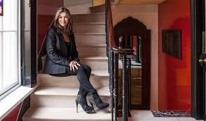 Property queen Naomi Heaton's London home | Homes and Property ...