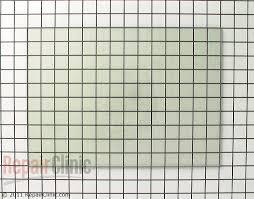 range stove oven inner door glass