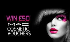 win 50 mac cosmetic vouchers