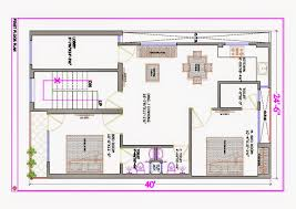 Ghar Planner   Leading House Plan and House Design Drawings    Completed New Independent Floor House Plan at Gharplanner