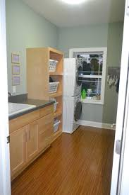laundry room makeovers charming small. Tour: Upstairs Laundry Room Makeovers Charming Small