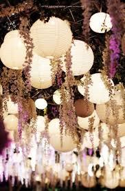 round paper lantern 15 led light white 10x18 5x12 wedding deco