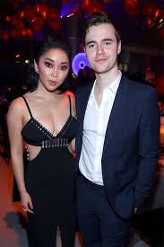He also explained why that lockscreen cuddle photo happened between … Lana Condor Says Noah Centineo Is Causing Drama For Her Real Relationship Girlfriend