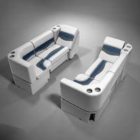 DeckMate Classic Pontoon Boat Seats
