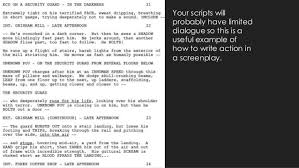 Script And Storyboard