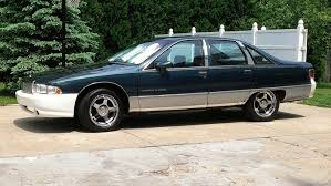 1992 Chevrolet Caprice related infomation,specifications - WeiLi ...