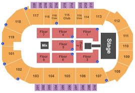 Showare Center Tickets In Kent Washington Showare Center