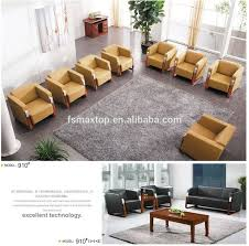 furniture design wooden sofa. qj-907# foshan more seat luxury modern conference wooden sofa set designs furniture design
