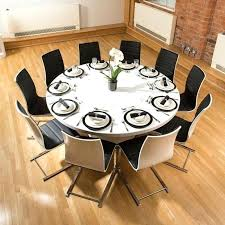 dining tables gallery image of large round dining table seats 12 medium size of dining tabletending