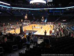 Barclays Center Section 15 Brooklyn Nets Rateyourseats Com