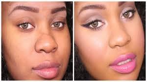 everyday summer makeup routine 2016 glowing summer makeup for black women dark skin you