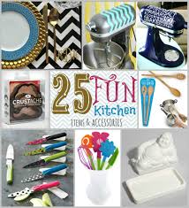 Fun Kitchen 25 Fun Kitchen Items