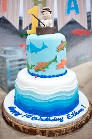 Touch device users, explore by touch or with swipe gestures. Kara S Party Ideas Colorful Gone Fishing Birthday Party Kara S Party Ideas