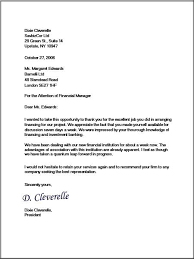 formal letter example printable sample proper business letter format form real estate