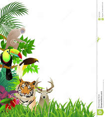 jungle animal background. Perfect Background Animals Background Clipart Wild Animal In The Jungle Download From Over 29 Intended