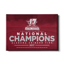 >alabama crimson tide national champions alabama crimson tide wall  alabama crimson tide national champions alabama crimson tide