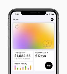 Introducing Apple Card A New Kind Of Credit Card Created By