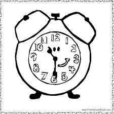 Small Picture Blues Clues Tickety Clock coloring page Printables for Kids