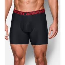 Under Armour Original Series 6 Boxerjock 2 Pack