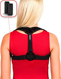 Back Posture Corrector for Women Men - Primate Brace Straightener Shoulder Amazon.com: