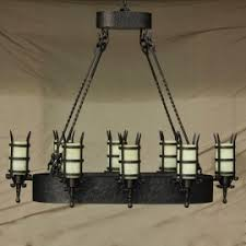 hand forged bathroom lighting. tuscan-medieval-castel chandelier-hand forged-wrought iron hand forged bathroom lighting