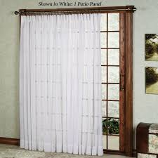 sliding glass doors full size of how to hang curtains over vertical blinds without drilling traverse curtain rods for