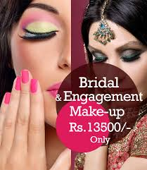 bridal sagan enement make up