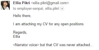 How To Email A Resume How To Write An Email That Will Get You That Job Youre