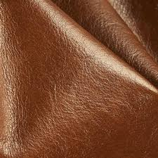 textured upholstery leather fabric for