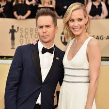 leslie bibb. Exellent Leslie Award For His Role In Three Billboards Outside Ebbing Missouri At The  SAG Awards And Acceptance Speech He Thanked  Intended Leslie Bibb Y