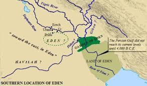 The Biblical Garden Of Eden