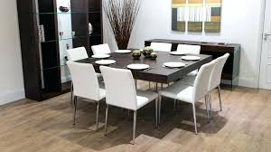 black and wood dining table the most large square dark wood dining table glass legs 6 black and wood dining table