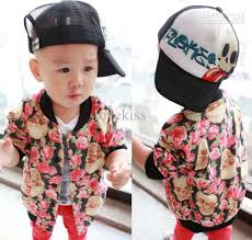 infant leather jackets