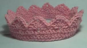 Crochet Crown Pattern Free