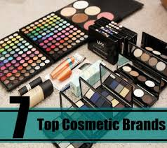 7 top cosmetic brands loved by makeup artists