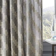drapes for sale. Sheer Cotton Staggered Step Curtain Drapes For Sale