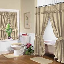 badass shower curtains. Double Swag Shower Curtains Swags With Liner Altmeyers Valance And Tiebacks Design Badass