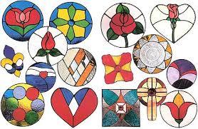 beginners luck stained glass suncatcher book stained glass suncatchers book beginners luck