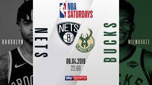 LIVE STREAM: Brooklyn Nets visit Milwaukee Bucks live on skysports.com, Sky  Sports app and YouTube | NBA News – BA News – Breaking News Updates