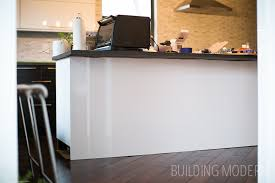 unique acrylic countertops ikea glossy cabinet side panels for the kitchen