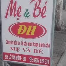 Shop Mẹ và Bé ĐH - Home