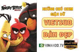 Những chú chim giận dữ - Angry Birds - Phim4400