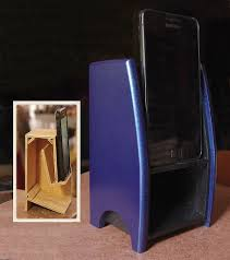 folded horn passive phone speaker