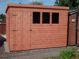 pent shed6 heavy duty tg pent